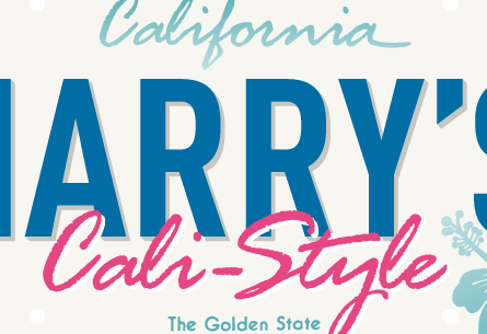 Harry's Cali-Style