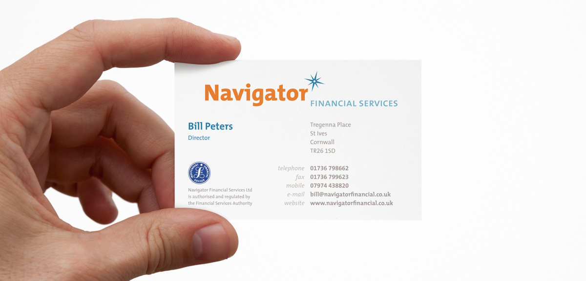 Navigator Financial Services | Brain Aided™ Design